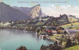 Salzkammergut - Pichl-Auhof Am Mondsee Mit Der Drachenwand (777) * 1908 - Mondsee