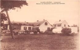 ROYAUME-UNI -  ILE De SAINTE-HELENE -  Longwood - Maison De L'Empereur NAPOLEON 1er Sauvée Des Termites - Royaume-Uni