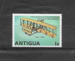 Antigua 1978 Mic.  Nr°492 ** - Antigua Et Barbuda (1981-...)