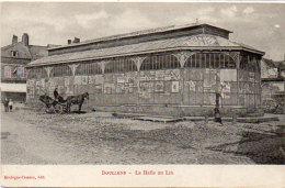 DOULLENS - La Halle Au Lin - Attelage  (91916) - Doullens