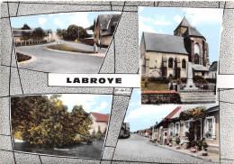 62-LABROYE- MULTIVUE - France