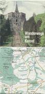 Deutschland - Wanderwege Um Kassel 60er Jahre - 1:50'000 Mit 12 Wandervorschlägen - Topographische Karten