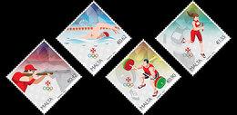 Malta / Malte - Postfris / MNH - Complete Set Olympische Spelen 2016 NEW!! - Malta