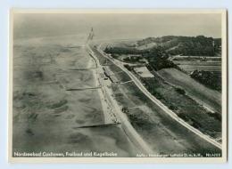 H682/ Cuxhaven Freibad Foto AK 1934 - Ohne Zuordnung