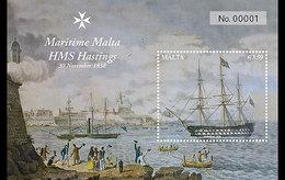 Malta / Malte - Postfris / MNH - Sheet Maritime Malta 2016 NEW!! - Malta