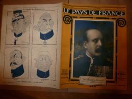 1917 LPDF :USA Comes;Zeebrugge;Belges à Dixmude;British à Messines Et Witschaete;PINARD Des POILUS;Catastr. Billancourt - Magazines & Papers