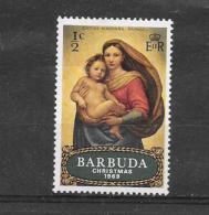 Barbuda 1969 Y&T Nr. 38 ** - Antigua Et Barbuda (1981-...)