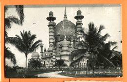 CAL1438, The Ibad Allah Mosque, Kuala Kangsar, Mosquée, Non Circulée - Malaysia