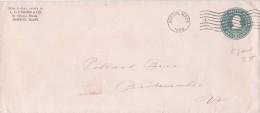Etats Unis - Entiers Postaux - 1901-20