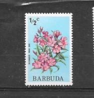 Barbuda Bloem ** - Antigua Et Barbuda (1981-...)