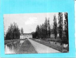 LOULANS LES FORGES - 70 - Le Chateau Et L'Avenue - CCC/SM - France