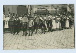 M473/ München Trachten-Schau  Photo Hoffmann Foto AK 1921 - Non Classificati