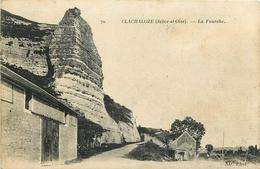 Gommecourt Clachaloze La Fourche - Frankreich