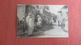 Scenes Rue D'un Village Du Sud  Ref 2352 - Sudan