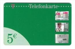 Germany - Deutschland - 5€ Grün - Green - PD 01 04.04 - Germany