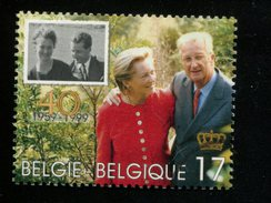 403198714 BELGIE DB 1999 POSTFRIS MINT NEVER HINGED POSTFRISCH EINWANDFREI OCB SPECIMEN 2828 - Belgique