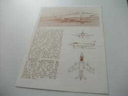AEREO FIAT G 91 - 1946-....: Moderne