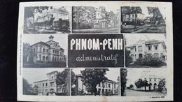 CPA  Cambodge, Phnom, Pnom Penh Administratif - Cambodia