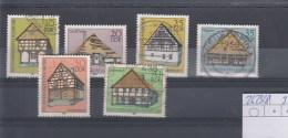 DDR Michel Kat.Nr. Gest 2623/2628 - Usati