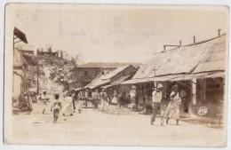 MANZANILLO (Mexico) - Calle Del Mercado - Photo Postcard - Mexiko