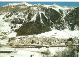 Airolo (Tessin, Svizzera) Leventina, Panorama Invernale E Scalo Ferroviario, Vue Generale, General View, Gesamtansicht - TI Tessin