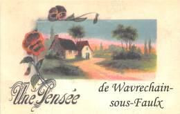 59 - NORD - WAVRECHAIN SOUS FAULX - CPM Format CPA 9 X 14 - Fantaisie - - Frankrijk