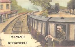 59 - NORD - BROXEELE - CPM Format CPA 9 X 14 - Fantaisie - - Frankrijk