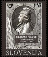 Slovenië / Slovenia - Postfris / MNH - Baltazar Hacquet 2015 - Slovenia