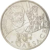 France, 10 Euro Alsace, 2012, SPL+, Argent, KM:1870 - France