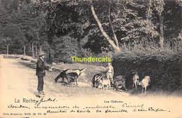 CPA  LA ROCHE LES CHEVRES NELS SERIE 26 NO 85 - La-Roche-en-Ardenne