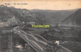 CPA  RIVAGE  VUE VERS COMBLAIN - Comblain-au-Pont