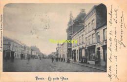 CPA  RONSE RENAIX  LA PETIT PLACE - Renaix - Ronse