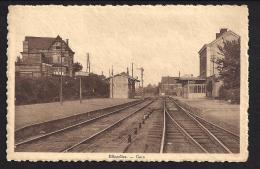 CPA Ellezelles La Gare - Ellezelles