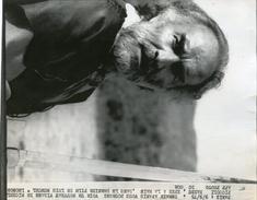 Photo De Presse - Le Comédien  MICHEL PICCOLI  Dans Le Film De Luis  BUNUEL - Personnes Identifiées