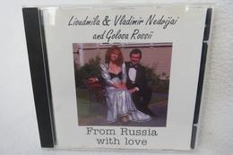 """CD """"Lioudmila & Vladimir Nedvijai"""" From Russia With Love - Musik & Instrumente"""