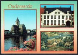 OUDENAARDE / AUDENARDE - O.L.V. Kerk Van Pamele En Huis De Lalaing - Non Circulé - Not Circulated - Nicht Gelaufen. - Oudenaarde