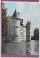 54.- HARQUE .- Château De Craon  ( Cygnes ) - Frankreich