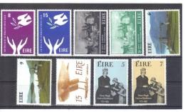 SAR461  IRLAND  Postfrisches LOT Aus 1975 Siehe ABBILDUNG - Ungebraucht