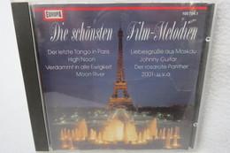 """CD """"Die Schönsten Film-Melodien"""" - Soundtracks, Film Music"""
