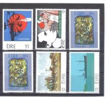 SAR466  IRLAND  Postfrisches LOT Aus 1979 Siehe ABBILDUNG - 1949-... Republik Irland