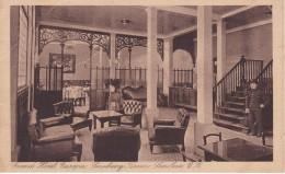 POSTAL DE SAN JOSE DEL GRAN HOTEL EUROPA, SMOKING ROOM (M. GOMEZ MIRALLES) (COSTA RICA) - Costa Rica