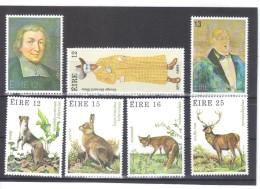 SAR467  IRLAND  Postfrisches LOT Aus 1980 Siehe ABBILDUNG - 1949-... Republik Irland