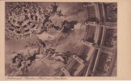 POSTAL DE SAN JOSE DEL NATIONAL THEATRE, PLAFOND (M. GOMEZ MIRALLES) (COSTA RICA) - Costa Rica