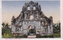 POSTAL DE COSTA RICA DE OLDEN CHURCH (M. GOMEZ MIRALLES) (COSTA RICA) - Costa Rica