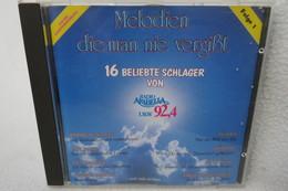 """CD """"Melodien Die Man Nie Vergisst"""" 16 Beliebte Schlager Von Radio Arabella, Folge 1 - Música & Instrumentos"""