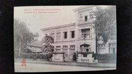 CPA  Cambodge, Phnom, Pnom Penh Bureaux De La Résidence Superieure - Cambodge