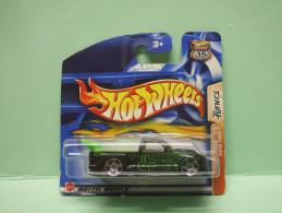 SUPER TUNED Pickup - Tech Tuners 2003 - HOTWHEELS Hot Wheels Mattel 1/64 EU Blister - HotWheels