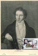 13952 San Marino, Maximum 1999 Vincenzo Bellini,  Music Opera Composer - Muziek
