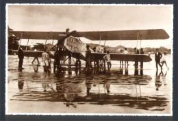 Photo AVIATION - Mission ROIG - LATECOERE - AEROPOSTALE - Ligne Mermoz 82 - BREGUET 14 - Aviation