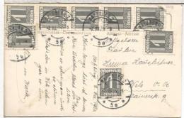 AUSTRIA TP 1925 SALZBURG - Briefe U. Dokumente